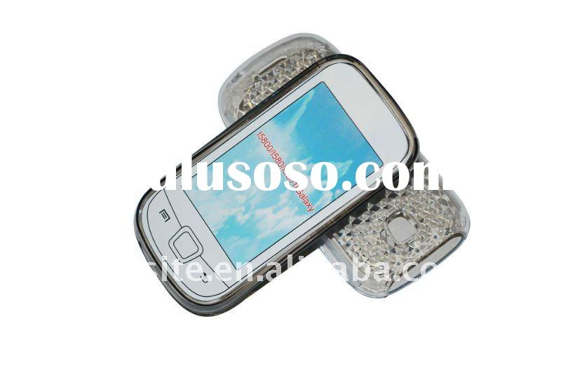 Cell Phone TPU Diamond Case Carrying Covers For Sony Ericsson X12/Xperial arc LT15I