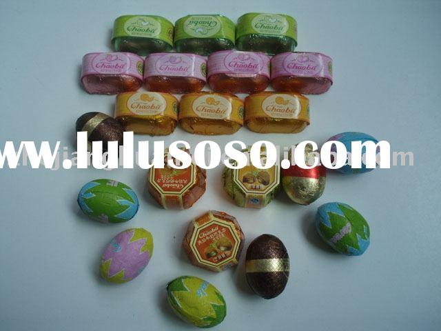 Chocolate Wrapping Foil,food packing foil