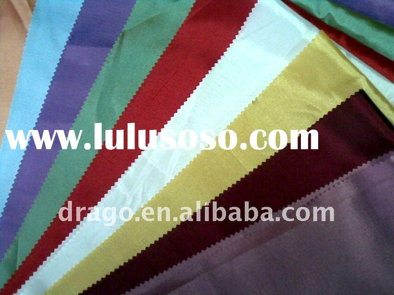 Cotton/Nylon Flame Resistant Fabric