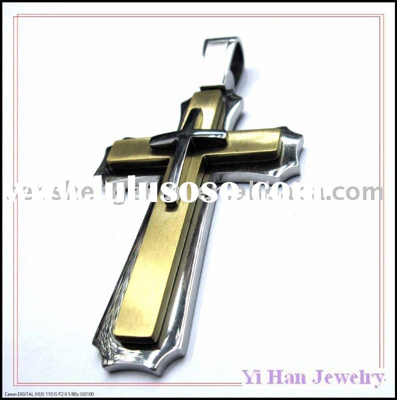 Cross Hot Sell Stainless Steel jewelry