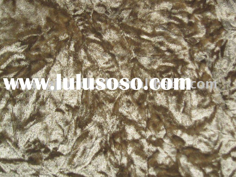 cheap line crushed velvet fabric for upholstery for sale price china manufacturer supplier 1266946. Black Bedroom Furniture Sets. Home Design Ideas