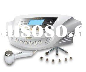 Diamond peeling and hot & cold hammer 2 in 1 microdermabrasion beauty Machine