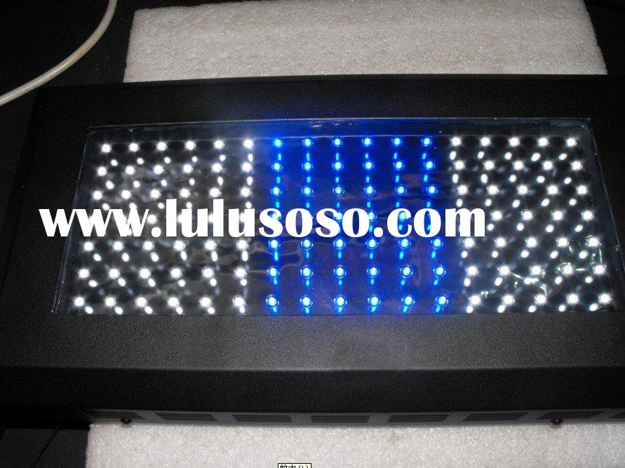 Dimable led aquarium lamp for coral tank with sunrise&sunset&moonlight&daylight led aqua