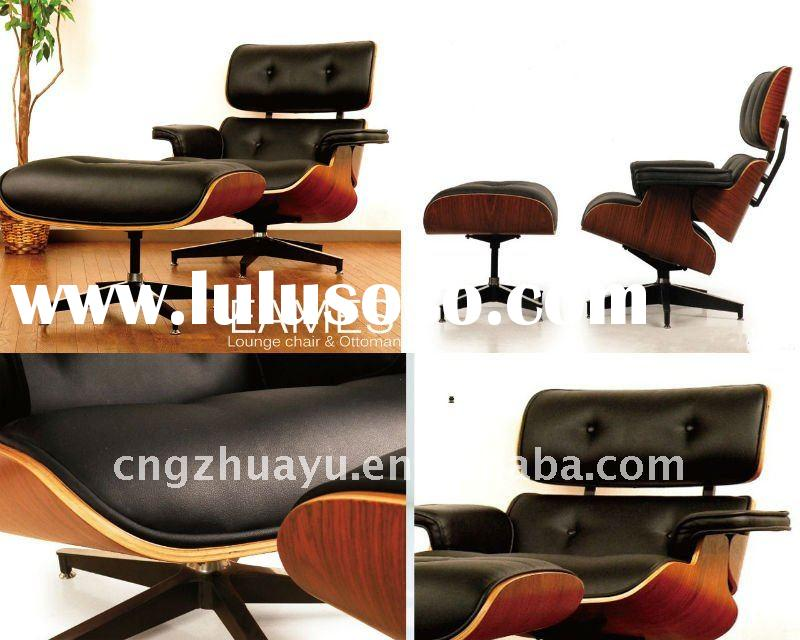 Eames Lounge Chair Herman Miller replica leather chair