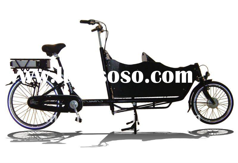 Electric Tricycle,Shimano Nexus 3 Speed! Transport Bicycle