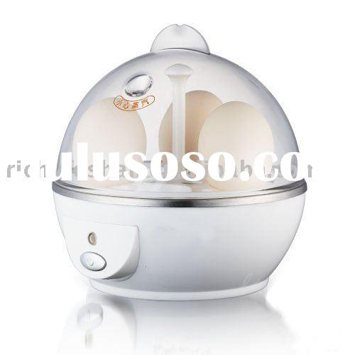 Electrical Egg Cooker, Plastic Small Appliance For Gift