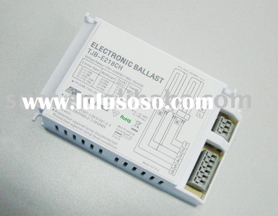 Electronic ballast for energy saving lamp