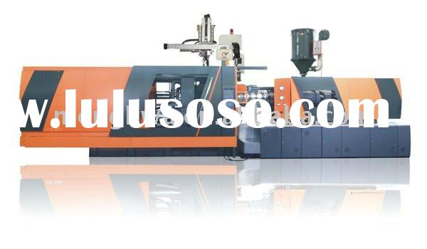 Energy-saving high-precision servo-type plastic injection molding machine