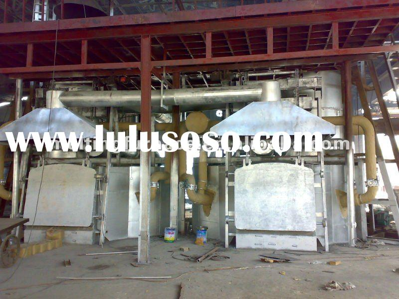 Environmental Round High Efficiency Aluminum Melting Furnace
