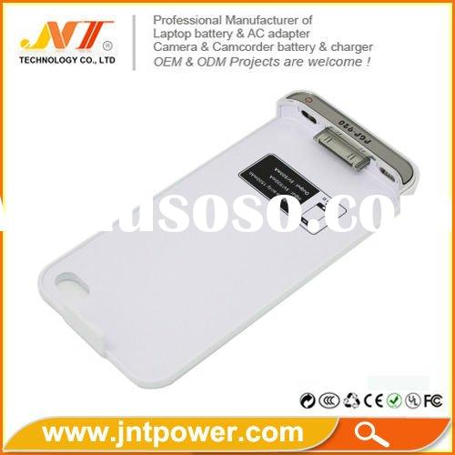 Extended Backup Battery Case Cover for iPhone 4 4G 4S