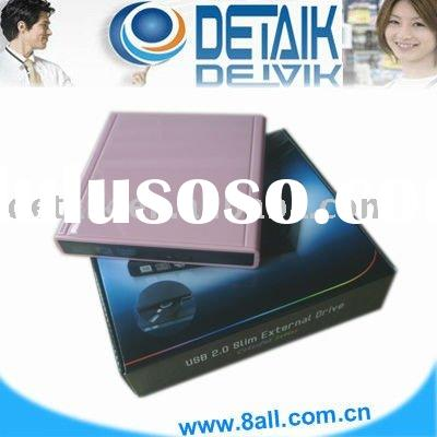 External USB 2.0 Ultra Slim Laptop / Drive DVD RW