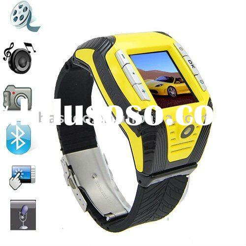 F3 Sports GSM Unlocked Triband Wrist Watch Mobile Phone