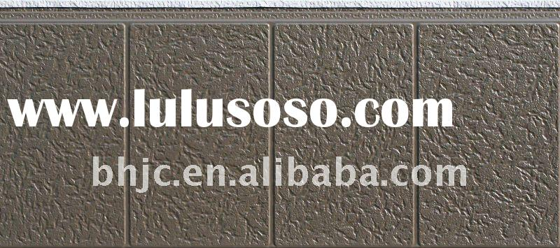 Rockwool insulation wall panel for sale price china for Fireproof wall insulation