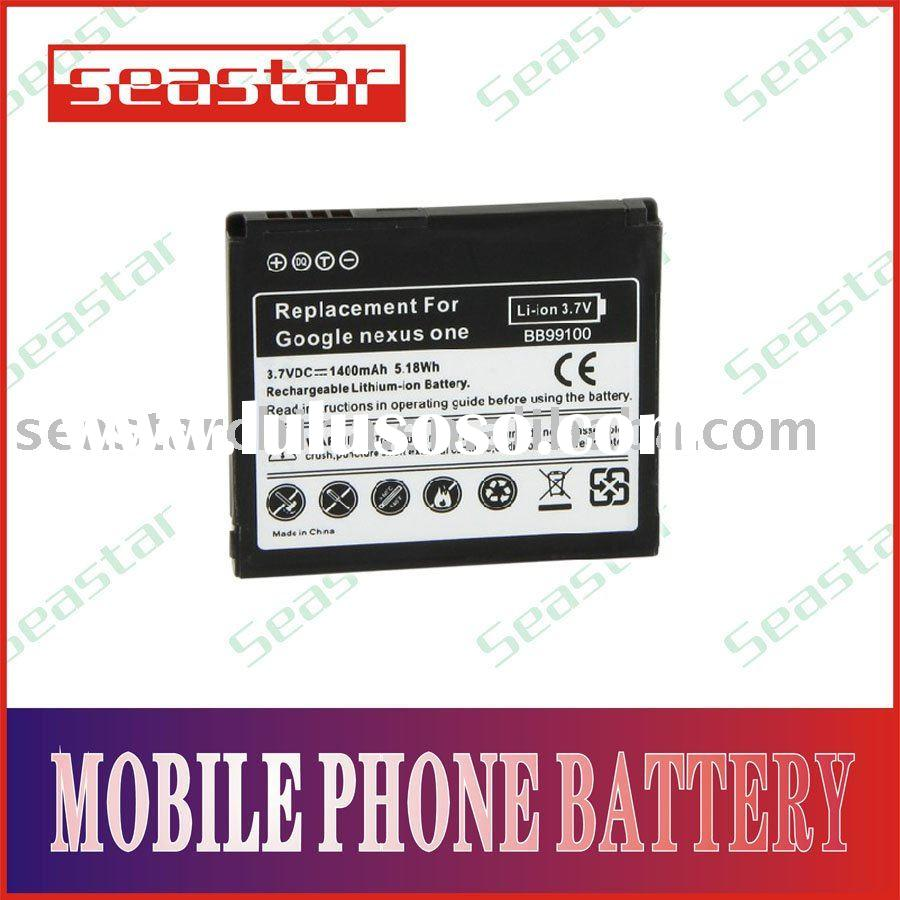 For PDA HT google nexus one cell phone battery