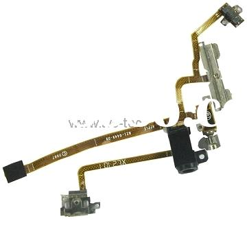 For iPhone 2G Audio Jack Flex Cable (PHONE-923)