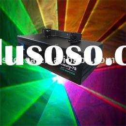 Full color 50mW Blue+50mW Green+200mW Red Animation laser light,disco light,stage light