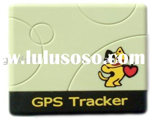 GPS/GPRS/GSM PET TRACKER