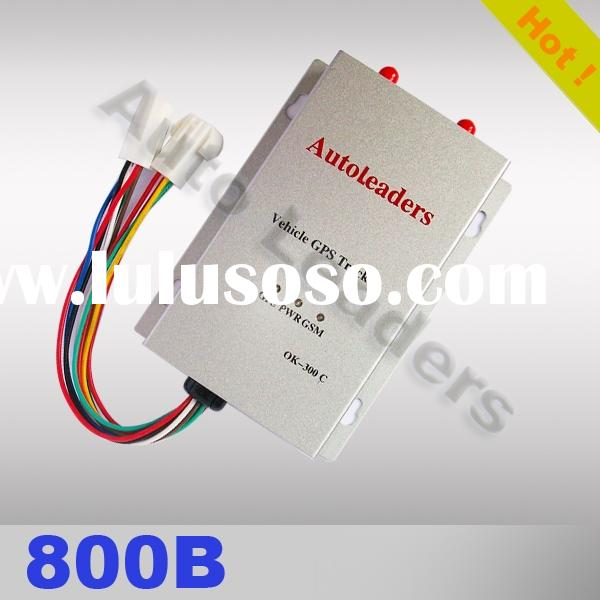 GPS GSM SMS Vehicle tracking system controlled by Mobile no monthly fee