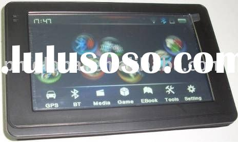GPS ( Hot sale GPS with CPU: MTK MT511, ARM11, 468MHz; 043S )
