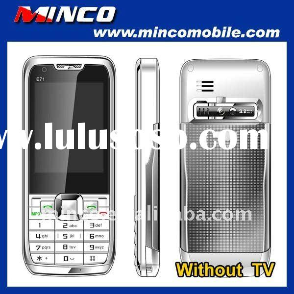 GSM Dual SIM Quad Band Mini E71 Cheap Mobile Phone