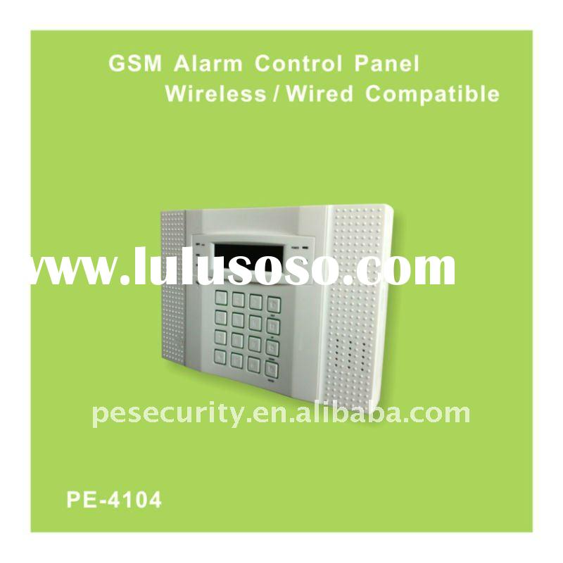 GSM Simple Fire Alarm Control Panels