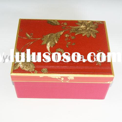 Gift packaging paper box