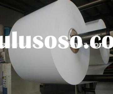 Grade A single PE coated paper for cups