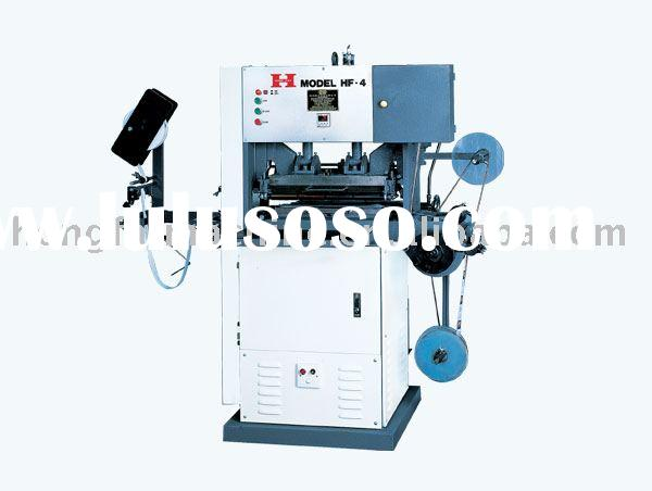 HFT-5 ribbon satin label printing machine