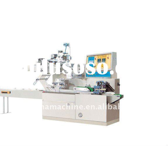 HM-BZ60 Full automatic wet wipes packing machinery