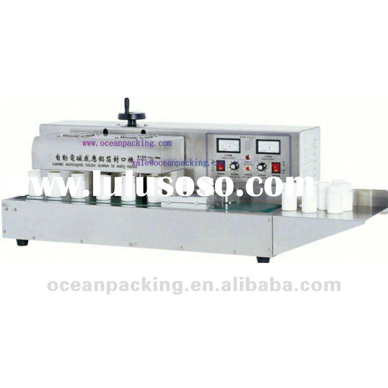 HOT!! automatic cosmetic sealing machine for bottles