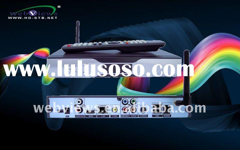 H.264 IPTV BOX set top box STB HD