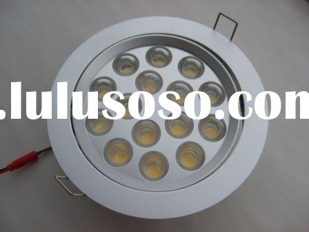 High Power LED Puck Lights 15W, 220Volt, transformer included