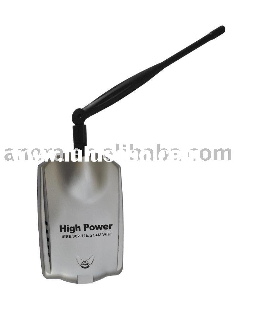 High Power WLAN Adapter