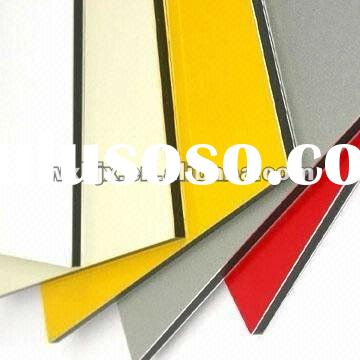 High Quality Aluminum Panel , External Wall Construction Material