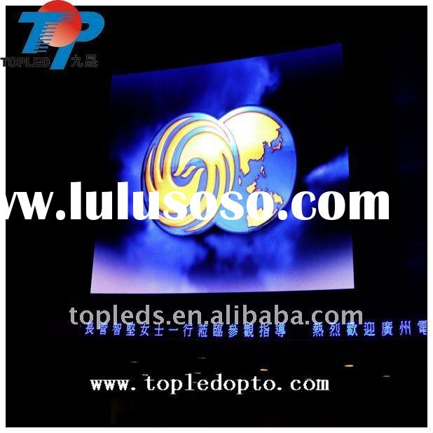 High definition of P6 indoor fullcolor LED pannel screen