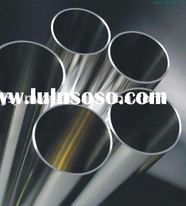 High quality Grade 304 stainless steel hot rolled seamless pipe/tube