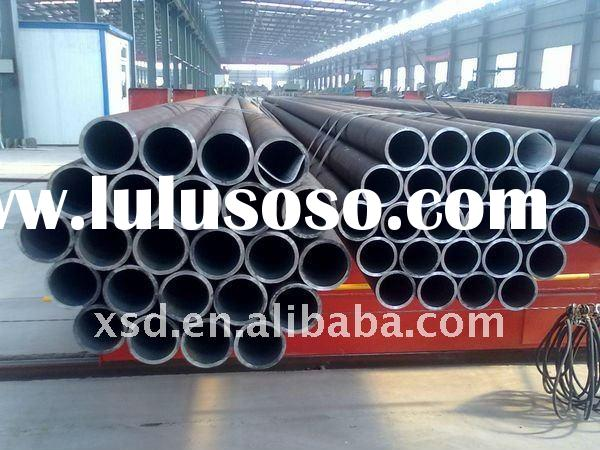 Hot GB/ASTM A53 & A106 Carbon Seamless Steel Pipe