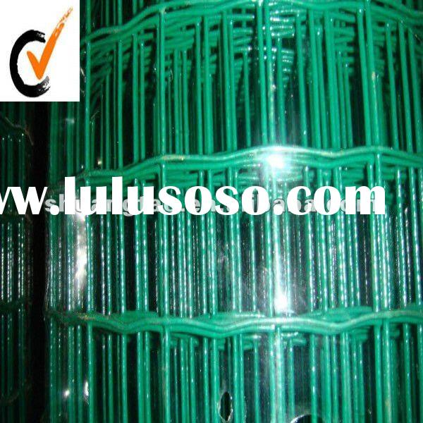 Hot Sales Power Coated and Galvanized Wire Mesh Fence ISO9001:2000(GuangZhou factory)