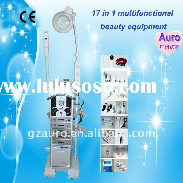 Hot Selling 17 in 1 multifunctional beauty equipment Au-9988