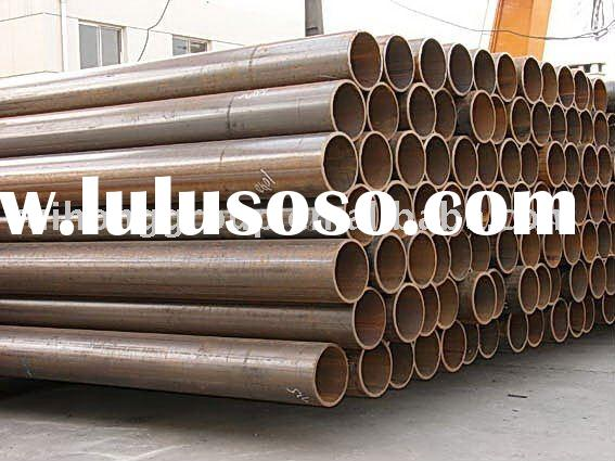 Hot rolled stainless steel seamless pipes and tubes