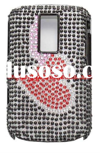 Hot sell cell phone diamond case for b9000