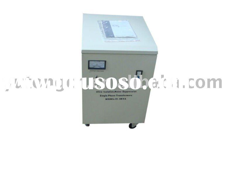 IS/ITS series Ultra Isolating Transformers IS-5KVA