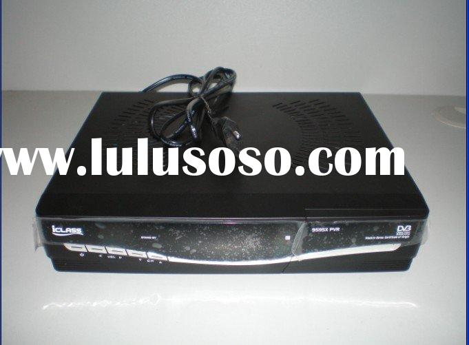 I CLASS 9595XPVR dvb-s set top box satellite receiver decoder dvb stb