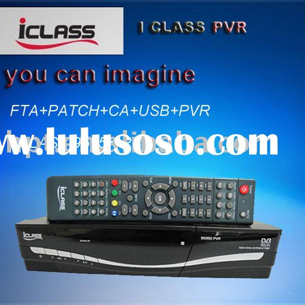 I CLASS 9797XPVR dvb-s set top box satellite receiver