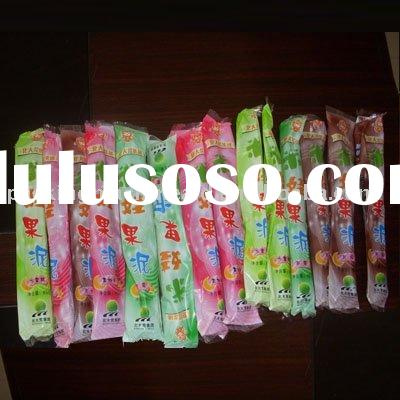 Ice Lolly Tube pack machine-Ice Lolly Tube sealing machine