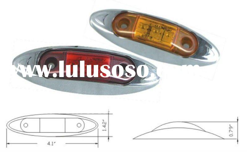 LED Side Marker / Clearance Light for Trucks Trailers