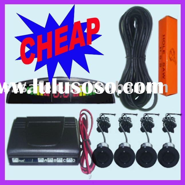 LED display car parking sensor system,digital car parking sensor