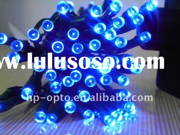 LED solar string light