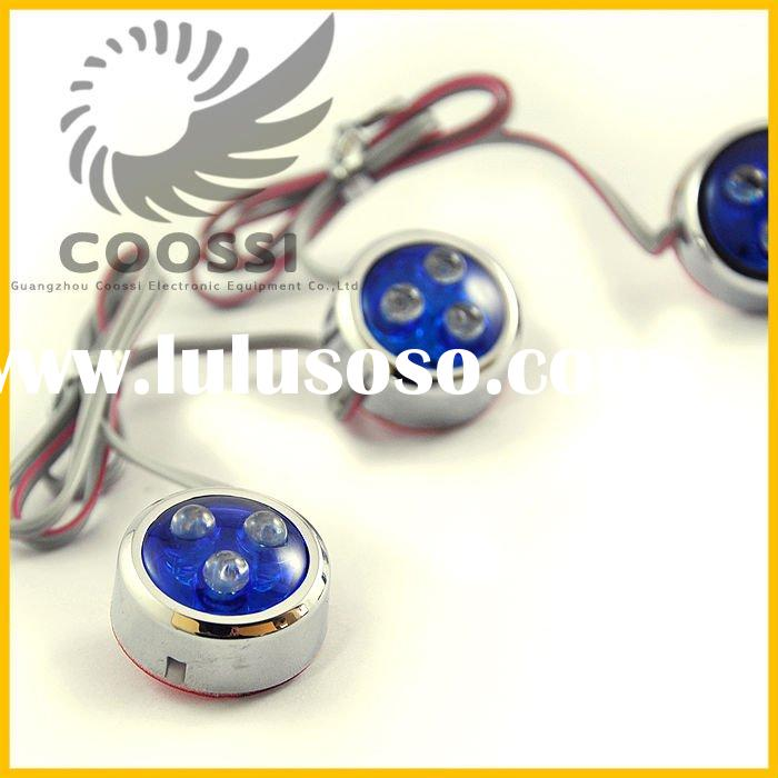 LED under exterior lamps Car Side Light led auto lights [CP01]