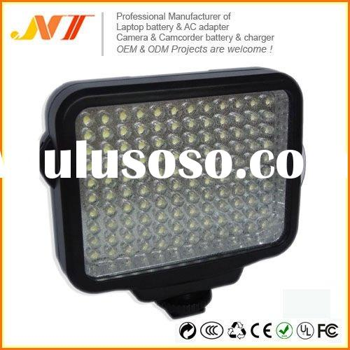 LED video camera light power LED lamp with 120pcs LED